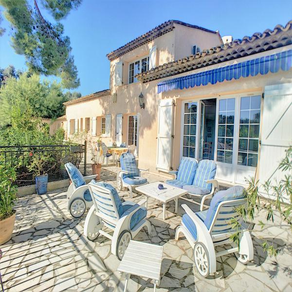Offres de vente Villa La Roquette-sur-Siagne 06550